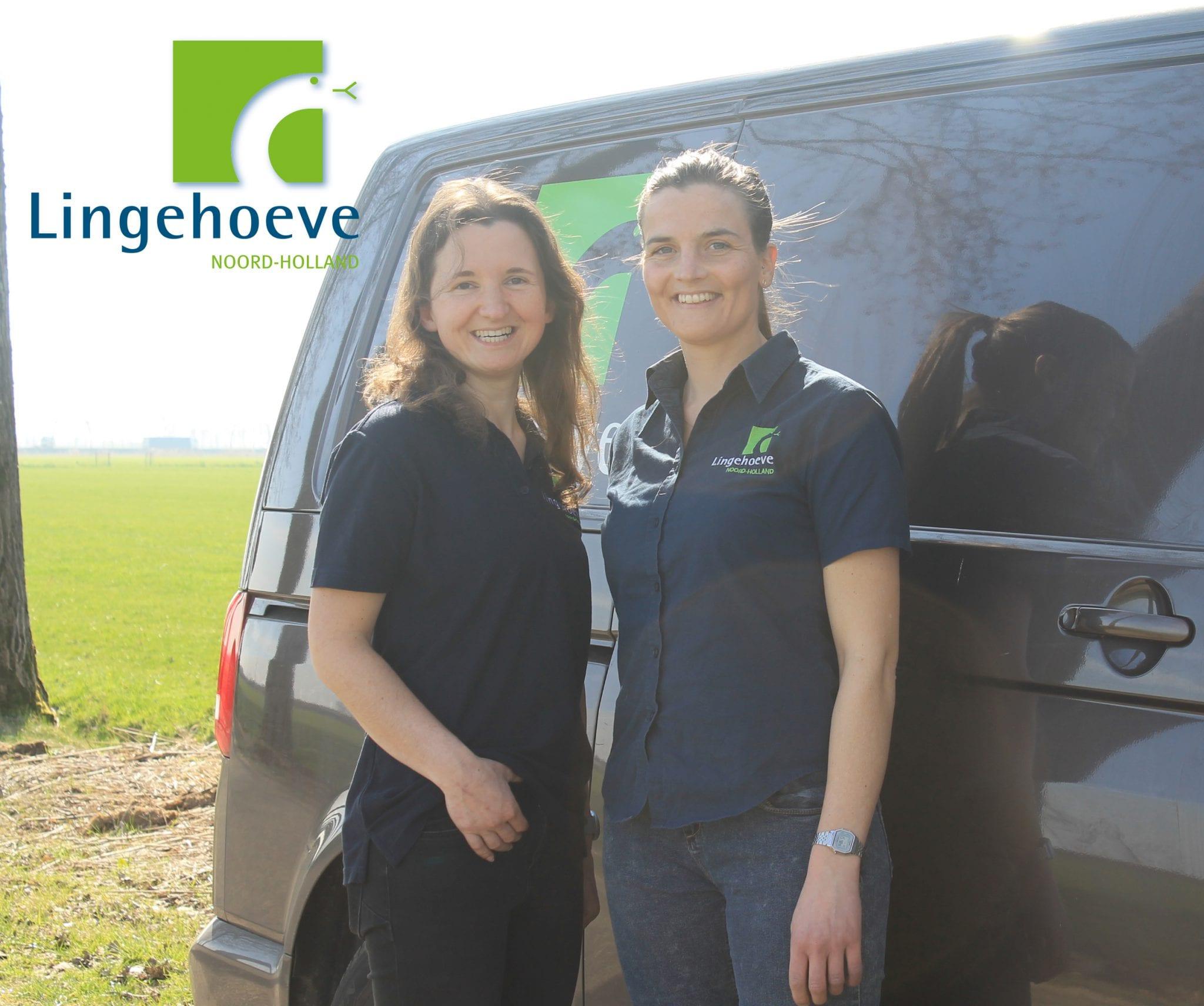 Cindy van Aert en Aimy Pouw - Lingehoeve Noord-Holland